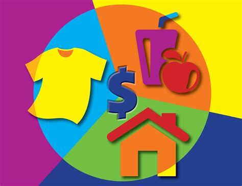 home necessities the cost of basic necessities has risen slightly more