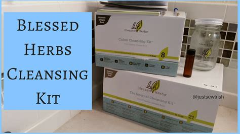 Blessed Herbs Detox Australia by Unboxing Blessed Herbs Cleansing Kit And