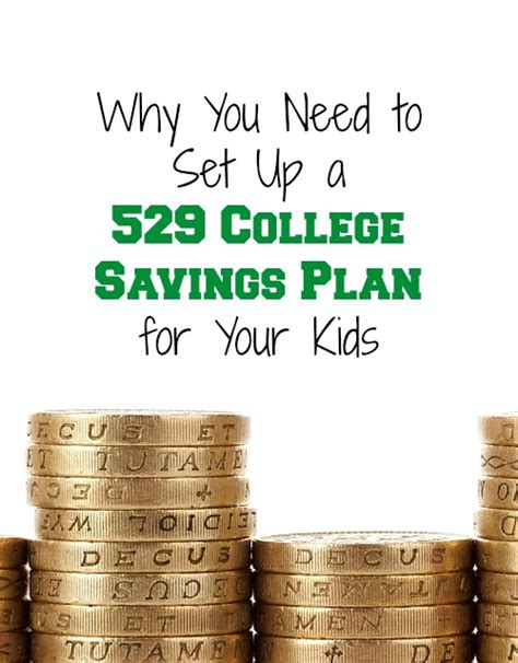 Why U Want To Do Mba by Why You Need To Set Up A 529 College Savings Plan For Your