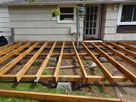 Wood Deck Plans Free Diy