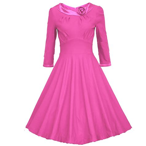 swing style dress 60s clothing swing rockabilly dress 50s style 1950s 60s