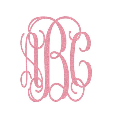 printable alphabet monograms 6 best images of printable monogram letters interlocking a