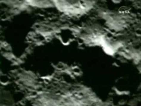 Menyelidiki Ruang Angkasa Bulan pesawat ruang angkasa as dihantamkan ke bulan