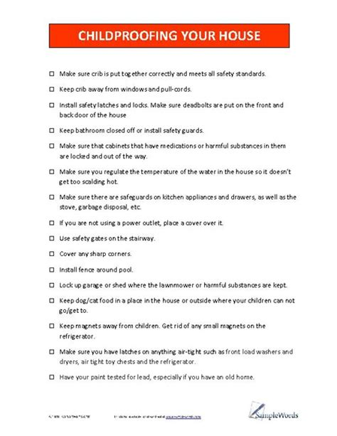 childproofing your home checklist best 25 childproofing ideas on child proof