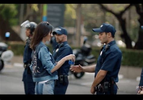 Pepsi Commercial Larry Actress | pepsi uses controversial ad to gin up media outrage