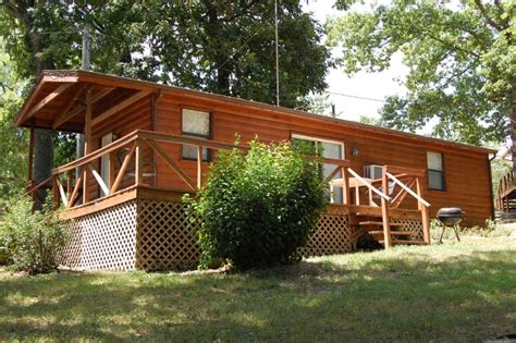 table rock lake lodging vacation rentals cabin 2 hickory hollow resort table rock