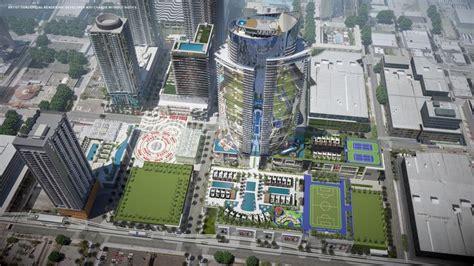 design center in miami miami worldcenter unveils design of high street retail