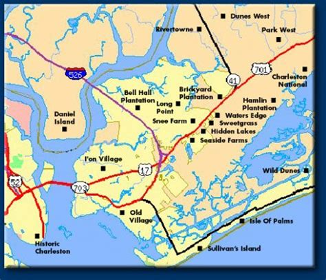 map of mt pleasant sc 1000 images about mt pleasant sullivan s island isle