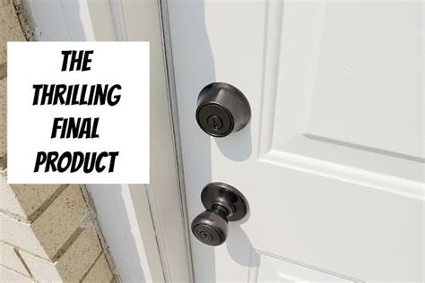 Refinish Door Knobs by An Amazingly Easy Way To Refinish Door Hardware Hometalk