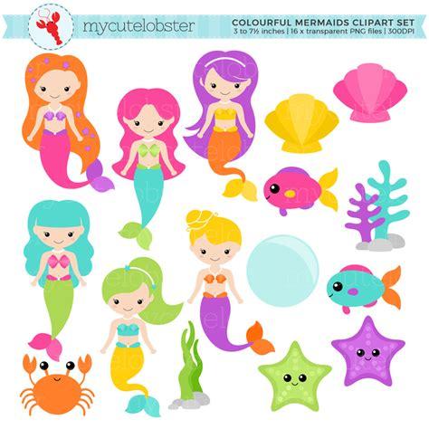mermaid clip mermaid clipart sea pencil and in color mermaid