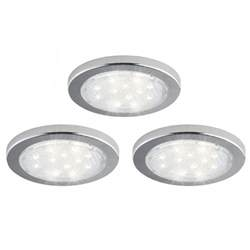 puck lights cabinet bazz cabinet 3 pack cabinet led puck light