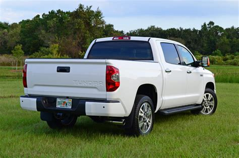 2014 Toyota Tundra Crewmax 2014 Toyota Tundra Crewmax 4 215 2 Platinum Rear 2