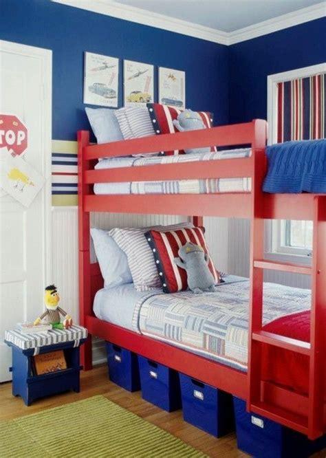 colourful boys bedroom with bunks boys bedroom ideas ideias criativas para quartos de irm 227 os