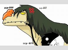 Scp-682, 999 And 079 by dragonperro96 on DeviantArt Scp 705