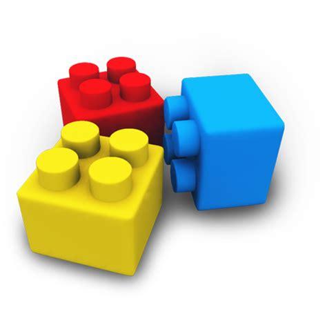 Imagenes Png Lego | colored legos icon legos icons softicons com