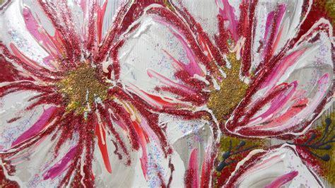 dipinti di fiori moderni fiori bianchi moderni vendita quadri quadri