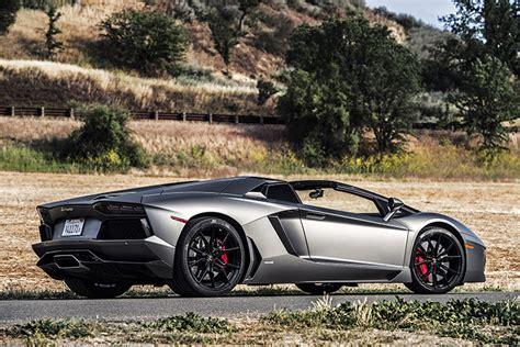Lamborghini Aventador Cabrio 2015 Lamborghini Aventador Lp 700 4 Roadster Review Autoblog