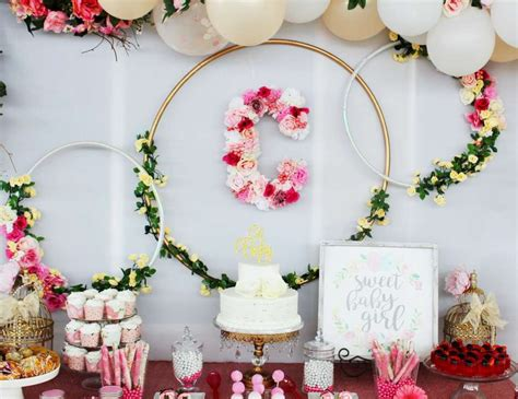 Floral Themed Baby Shower by Floral Baby Shower Baby Shower Quot Franco Floral Baby
