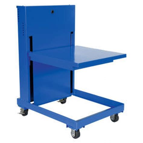 Vestil Spring Loaded Self Elevating Table Carts Table Cart