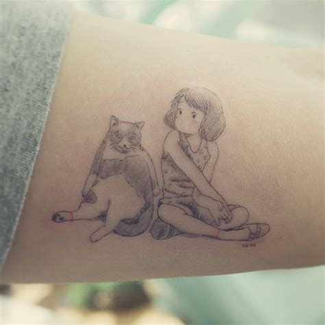 tattoos illegal in korea south korean artists risk for cat tattoos photos