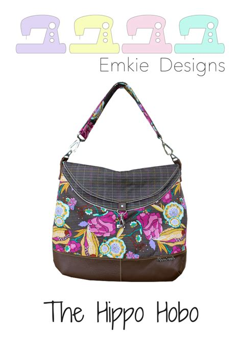 pattern maker handbag emmaline bags sewing patterns and purse supplies
