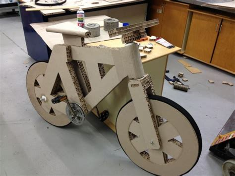 How To Make A Bike Out Of Paper - 13 bikes out of frankenstein s lab collegehumor