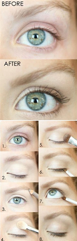 makeup tutorial no eyeliner no makeup makeup tutorial alldaychic