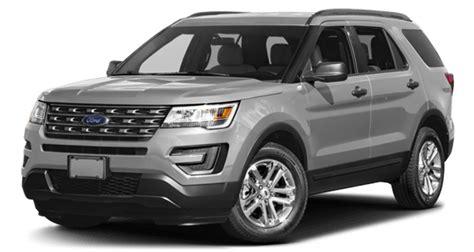 jeep ford 2017 compare the 2018 jeep grand vs the 2018 ford explorer