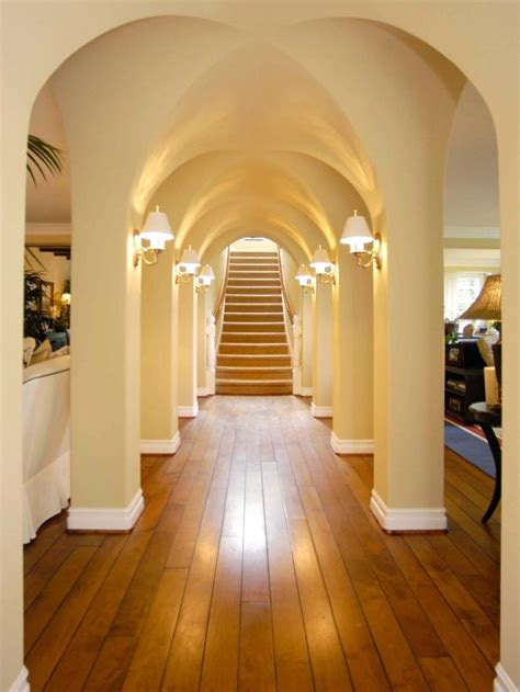 Arched Entryway how to create an arched entryway