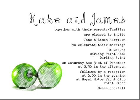 Wedding Announcement By And Groom by Getting It Write Polka Dot