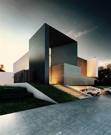 Modern Houses by Le Minimalisme En Architecture Contemporaine En 53 Photos