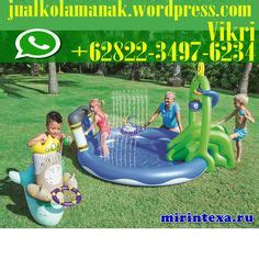 Murah Zoo Pool Play Center Kolam Renang Anak Bestway jual kolam renang perosotan murah kolam renang bayi