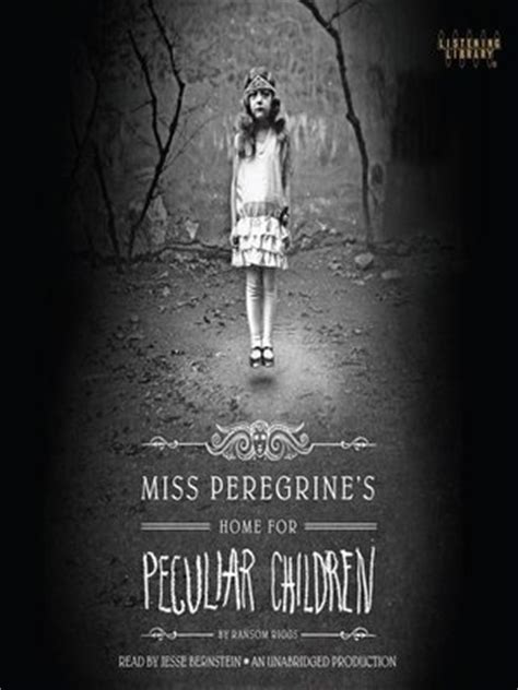 ransom riggs 183 overdrive ebooks audiobooks and