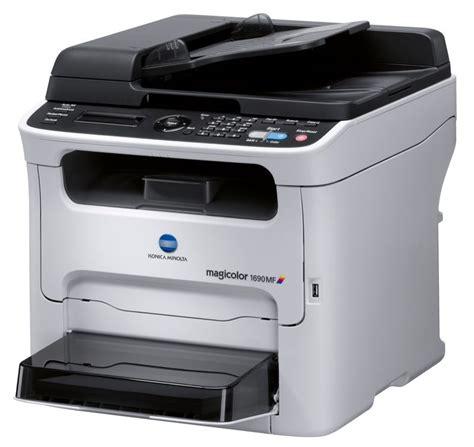 Printer Konica Minolta konica minolta magicolor 1690mf multifunction printer copierguide