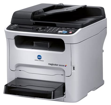 Multifunction Color Laser Printer Canonl