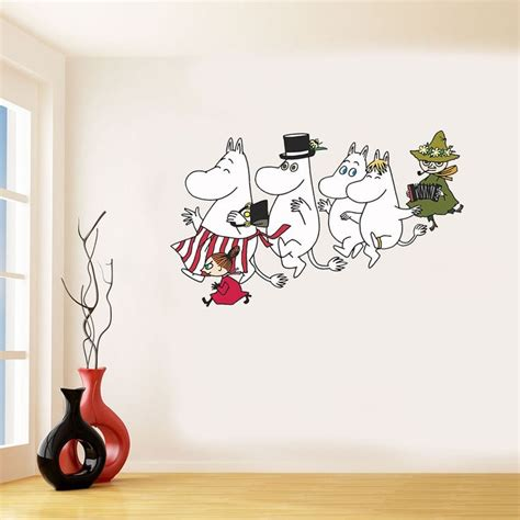 Moomin Wall Decals 43 best moomin images on moomin tove jansson