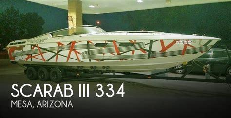 scarab boats arizona scarab boats for sale in mesa arizona