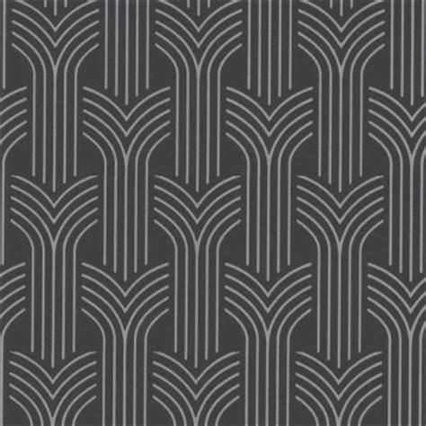grey wallpaper home depot graham brown 56 sq ft cinema gray wallpaper 31 250