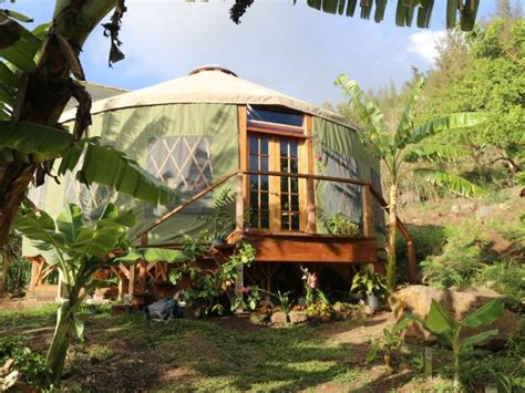 love yurts amazingly peaceful hawaiian yurts love yurts diy