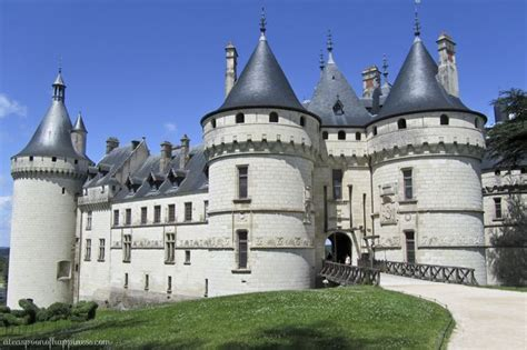 Chateaux Of The Loire Valley A List Of My Favorite