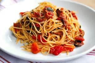 capellini pasta capellini spezzati recipe images