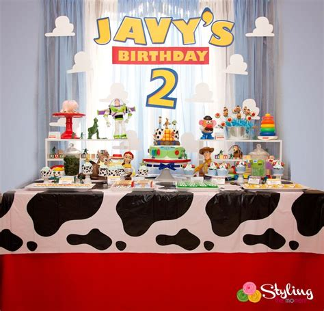 toy story themed birthday party kara s party ideas toy story themed birthday party kara