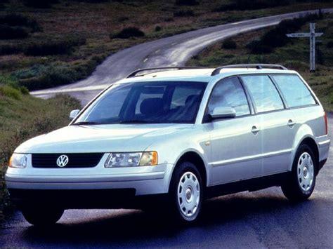 1999 Volkswagen Passat Wagon by 1999 Volkswagen Passat Gls 4dr Station Wagon Information