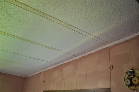 mobile home ceiling panels trailer ceiling panels 28 images rv trailer water damage repair rv ceiling panels replaced