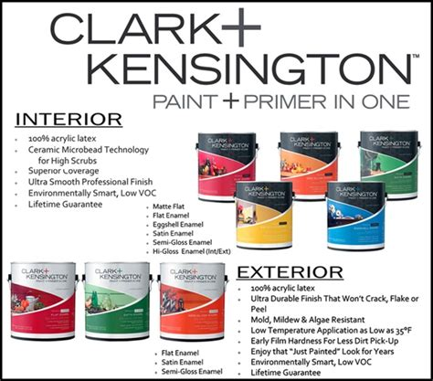 paint colors for clark and kensington clark kensington paint is great quality for a price