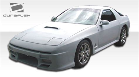 mazda rx7 86 86 91 mazda rx7 overstock side skirts kit 100724