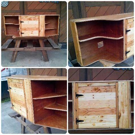 Lemari Dapur Dari Kayu jual lemari dapur kayu palet lemari televisi gerbang workshop