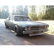 Building Your Childhood Dream Car A 1969 Chevy Chevelle