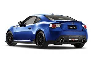 Subaru Brz 2015 2015 Subaru Brz Special Edition Launched In Australia