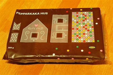 ikea house kit ikea gingerbread house home schnitzelbahn food